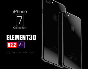 iPhone 7 Collection - Element3D