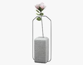 Weight Vase Raw C 3D model
