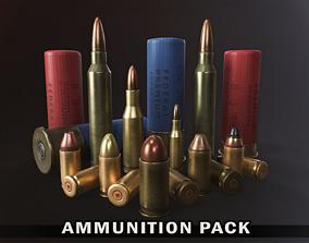 3D model Ammunition Pack