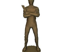 Bruce Lee 3D printable model
