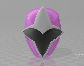 3D printable model Power Rangers Shuriken Sentai 2