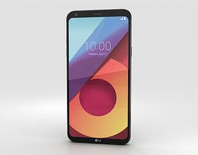 3D model LG Q6 Black
