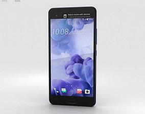 HTC U Ultra Sapphire Blue 3D