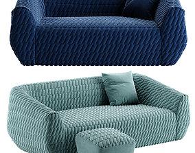 Ligne Roset Uncover sofa 3D model