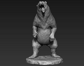 Zbrush Bear 3D
