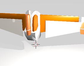 Jetpack 3D asset