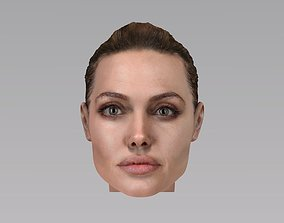 3D Angelina Jolie pitt