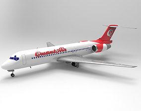 Airliner 717 3D