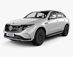 3D Mercedes-Benz EQC 2020 mercedes