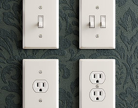 Electrical Switch 3D