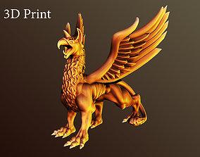 Griffon 3D printable model
