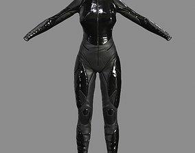 FVX400 Jumpsuit Sport 3D model