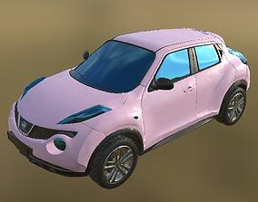 Nissan Juke 01 PBR 3D model