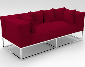 modern 3D Couch