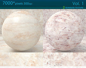 High Resolution Marble Textures 3D