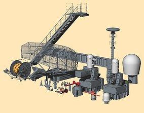 3D model NAVY Equipment Set part1