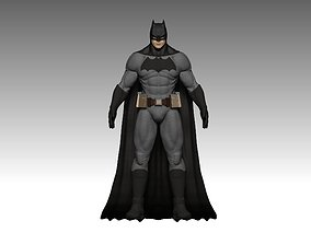 anatomia Batman 3D printable model