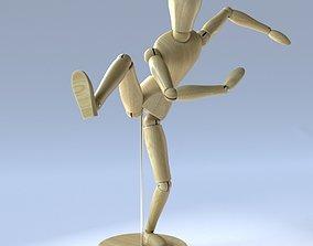 3D model Sketch Mannequin