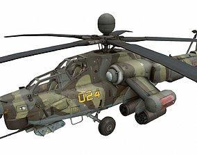 3D model Mi-28
