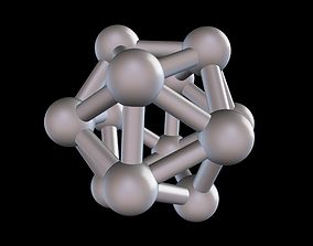 3D printable model 015 Mathart - Platonic Solids - 4