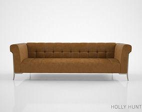 3D model Holly Hunt Sheffield Sofa
