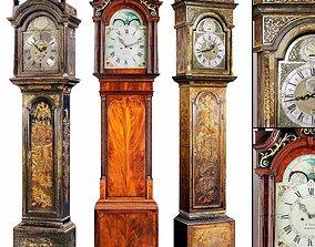 Classic floor clock Set 3 Models