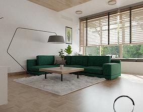 Living Room - Leptos 3D model