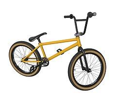 bike 3D model Bicycle