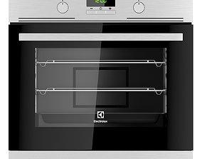 Oven Electrolux EZB52430AX 3D asset