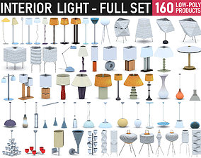 3D model Interior Light Collection