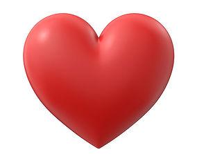 Heart Simple 3D model