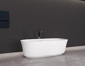 Bath 5 Antonio Lup wall 3D