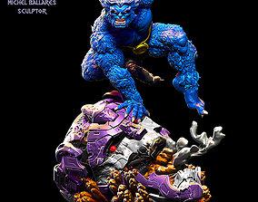 3D printable model X-men beast by Creative geek MB