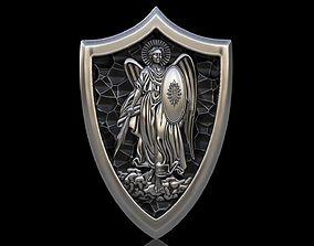 Saint Michael Archangel 3D print model