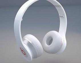 3D model Beats by Dre Solo