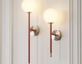 3D model GRACE N 1 Wall lamp by PROF