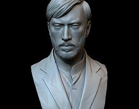 3D printable model Ah Sahm Andrew Koji from Warrior