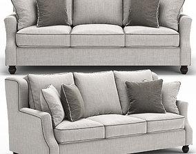 3D model Dantone Akron Sofa
