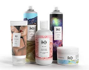3D model R Co Cosmetics