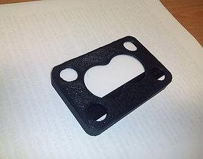 card box personalizable 3D printable model