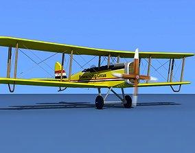 3D Airco DH-4 V06 Flying Circus