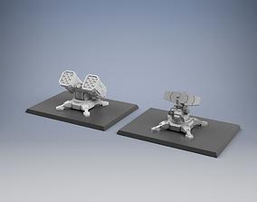 Doorkeeper Sentry Gun - Air versions 3D printable model
