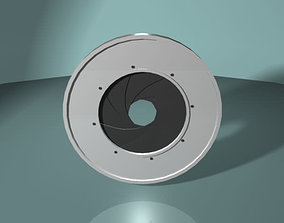 3D Optical Diaphragm - Camera Shutter