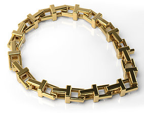 3D print model Tiffany bracelet