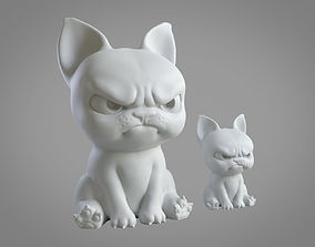 Grumpy Kitty 3D printable model