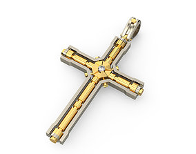 3D print model Nice Cross Design