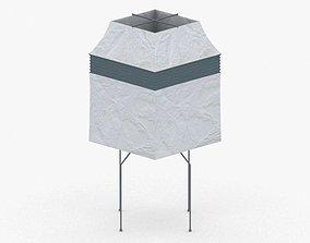 1408 - Paper Lamp 3D model