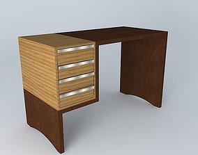 Vitoria desk desk victory 3D