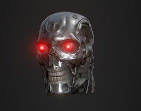 T 800 Head 3D model