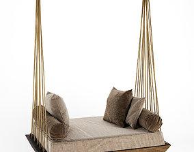 3D model Garden swing